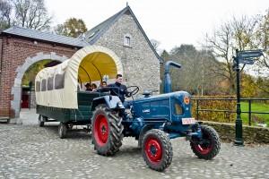 Schoolreisje Voerstreek Zuid-Limburg